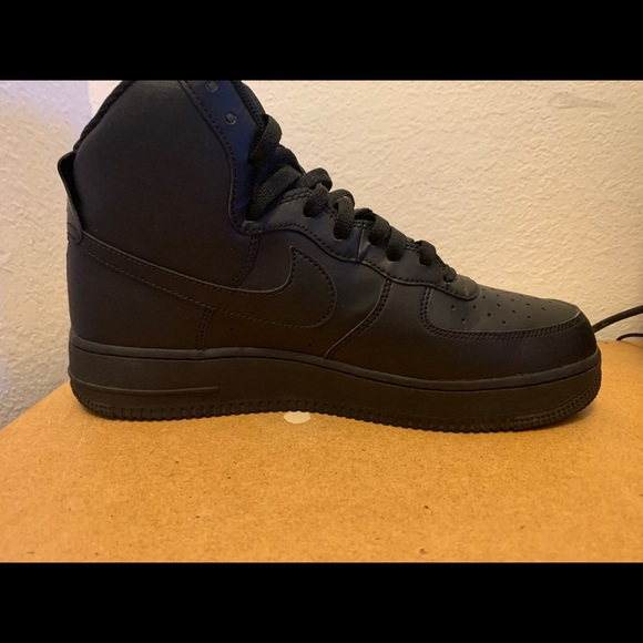 Nike Air Force 1s size 10 men